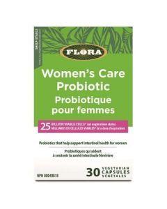 Flora 女性护理益生菌胶囊 250亿 30粒