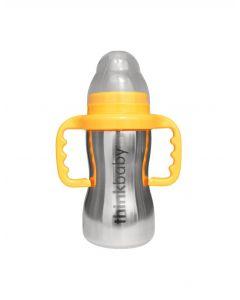 Thinkbaby不銹鋼奶瓶 260毫升