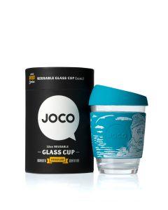 JOCO cups 玻璃咖啡隨行杯 - Lars K Huse 12oz