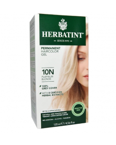 Herbatint Platinum Blonde 10N 135ml