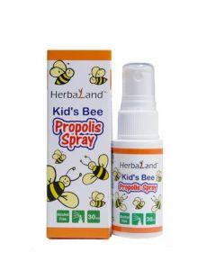 HerbaLand 兒童蜂膠噴劑 (不含酒精 ) 30ml