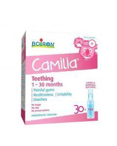 Boiron Camilia Teething 1-30months 30x1ml