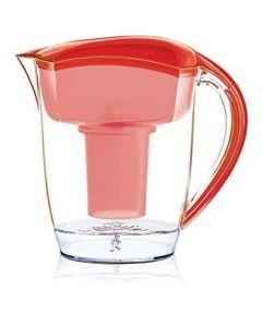 Santevia Alkaline Pitcher Red