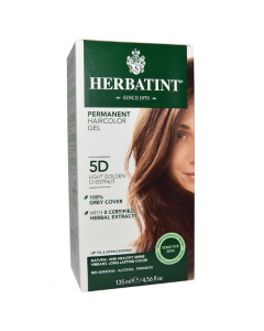 Herbatint Light Golden Chestnut 5D 135ml