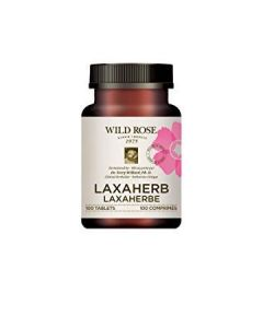 Wild Rose Laxaherb 100 Tablets