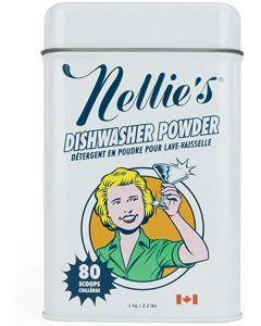 Nellies进口天然浓缩洗碗机粉 无味家用亮碟多效合一洗碗粉精80次