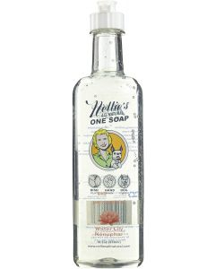 Nellie's All in One Soap Water Lily 570ml 19.2oz
