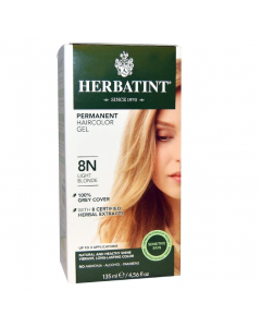 Herbatint Light Blonde 8N 135ml