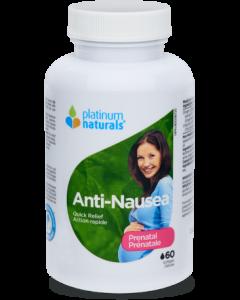 Platinum Naturals 孕婦緩解噁心膠囊 60粒