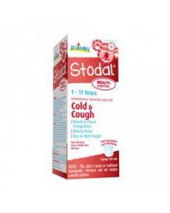 Boiron Children's Stodal Multi-Sympton 125ml 1-11 Years