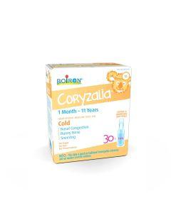 Boiron Coryzalia Cold 1m - 6Years 30x1ml