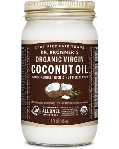 Dr. Bronner's Organic Virgin Coconut Oil 414ml