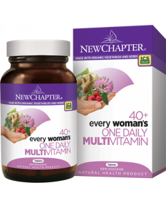 New Chapter 40歲以上女性綜合維他命 96 粒裝