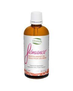 St. Francis Herb Farm Femance Mastos Breast Oil 100ml