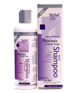 Herbal Glo 牛皮癬專用洗髮乳 250毫升