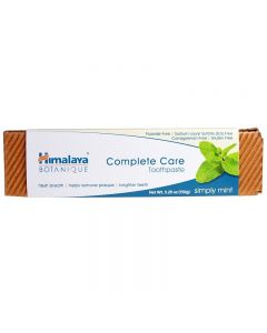 Himalaya Botanique Complete Care Toothpaste Mint 150g