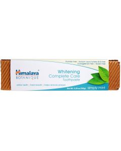 Himalaya Botanique Complete Care Whitening Toothpaste Mint 150g