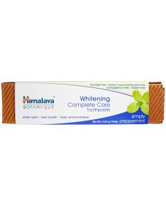 Himalaya Botanique Complete Care Whitening Toothpaste Peppermint 150g