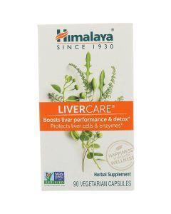 Himalaya Liver Care 90 Vegetarian Capsules