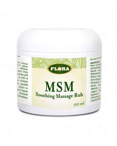 Flora MSM 舒缓按摩膏 120毫升
