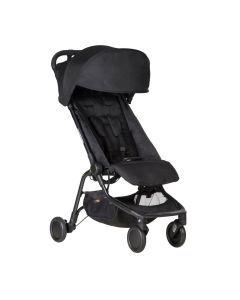 Mountain Buggy NANO Buggy Stroller - Black