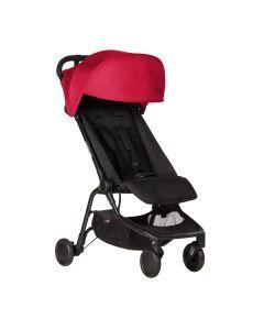 Mountain Buggy NANO Buggy Stroller - Ruby