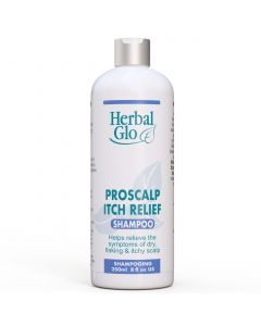 Herbal Glo Psoriasis & Itchy Scalp Shampoo 250ml