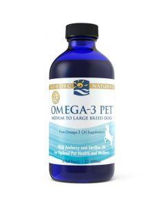 Nordic Omega-3 Pet Medium-Large dogs 237ml