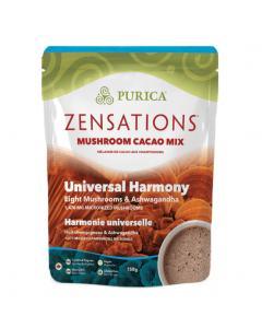 Purica Zensations Universal Harmony Mushroom Cacao Mix 150g