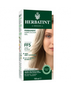 Herbatint Sand Blond FF5 135ml