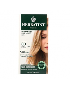Herbatint Light Golden Blonde 8D 135ml