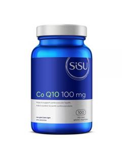 Sisu Co Q10 100mg 100 Vcaps
