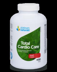 Platinum Naturals Total Cardio Care Heart 120 Softgels