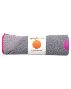 Manduka Yogitows Skidless Towels -Heather Collection
