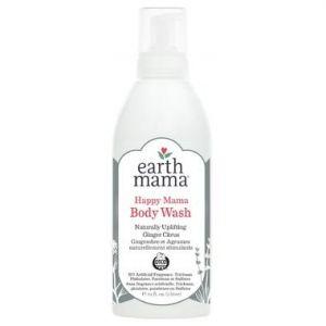 Earth Mama 自然提升沐浴露 薑柑橘金盞花味 1公升