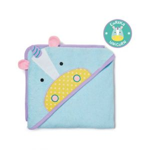 Skip Hop Zoo Hooded Towel-Unicorn