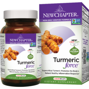 New Chapter Turmeric Force 30 Capsules
