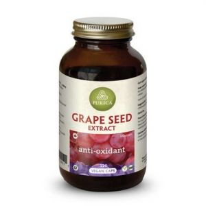 Purica Grape Seed Extrat 120 Vcaps