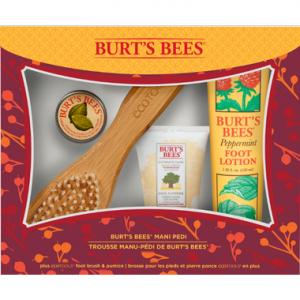 Burt's Bees Mani Pedi Kits