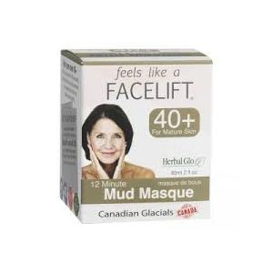 Herbal Glo Mud Masque 40+ 60ml 12Minutes