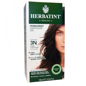 Herbatint Dark Chestnut 3N 135ml
