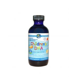 Nordic Children's DHA Liquid 119ml