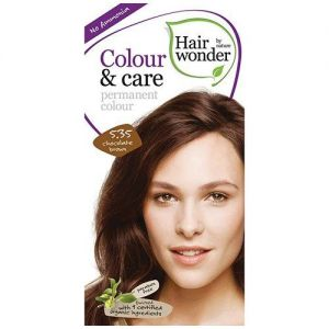 Hair Wonder 麗盈染護合一草本染髮劑 巧克力棕色 5.35