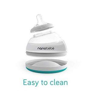 Nanobebe Transition Bottle Single Pack - Teal