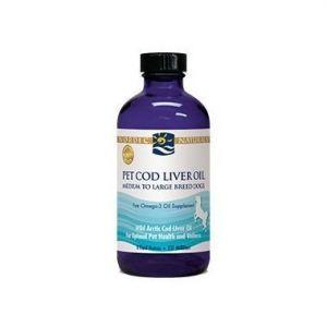 Nordic Naturals Pet Cod Liver Oil 237ml 8oz