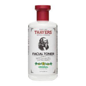 Thayers Original Witch Hazel With Aloe Vera Alcohol Free Toner 12oz 355ml