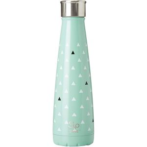 S'ip by S'well Water Bottle Tiny Triangles 450ml 15oz