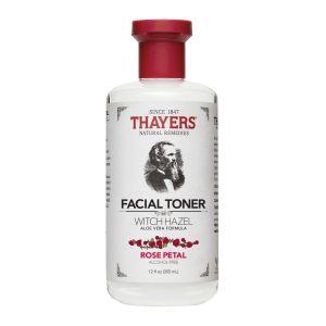 Thayers Rose Petal Witch Hazel With Aloe Vera Alcohol Free Toner 12oz 355ml