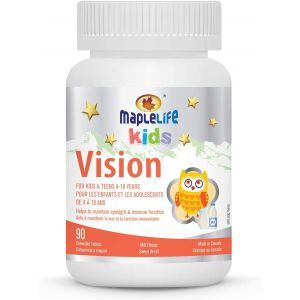 MapleLife Children Vision 90 Chewable Tablets