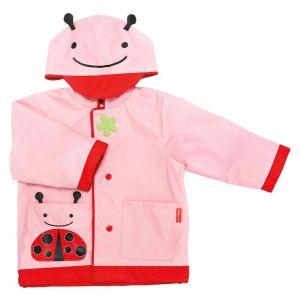 Skip Hop Zoo Raincoat Ladybug (Size 2)